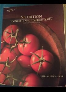 Selling Nutrition concepts and controversies 3rd Canadian Ed