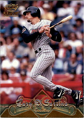 1998 Paramount Gold Baseball Card Pick