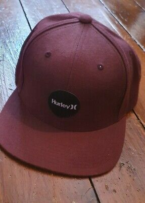 Hurley Hat O/S (one size) |  Hurley Snapback Cap