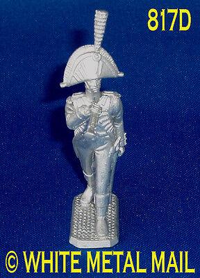 Napoleonic Casting 817D 1:32 Scale Napoleonic Tete de Colonne – Trumpet