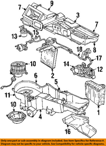 Find Jeep Oem 5139719aa Evaporator Heater Resistor Motorcycle In