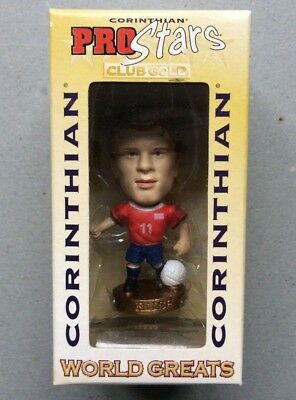 John Arne Riise - Norway (Corinthian Window) [ProStars, Club Gold, World Greats]