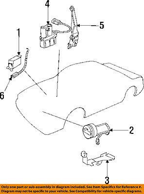 Cadillac GM OEM 90-92 Allante ABS Anti-lock Brakes-Modulator Valve 3523961