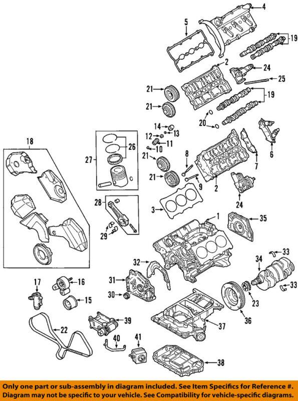 Audi Oem 04-06 A4 Quattro-engine Cylinder Head 06c103067qx