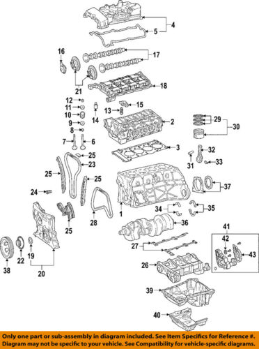MERCEDES OEM 03-05 C230 Engine Oil Pump-Cover 2711810022 | eBayeBay