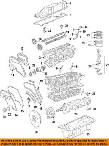 [SCHEMATICS_4PO]  VOLVO OEM 08-15 S80-Engine Crankshaft Crank Seal 30731650 | eBay | Volvo S80 2 9 Engine Diagram |  | eBay