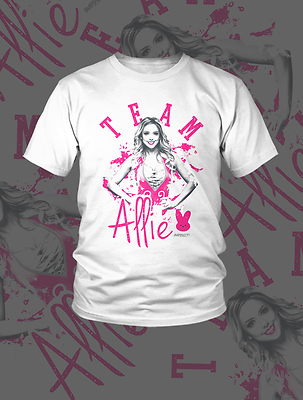 Official GFW / TNA Impact Wrestling - Allie
