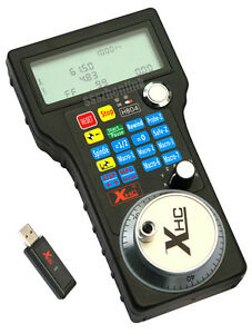 New-Wireless-Mach3-MPG-Pendant-Handwheel-For-CNC-Mac-Mach-3-4-Axis-Controller