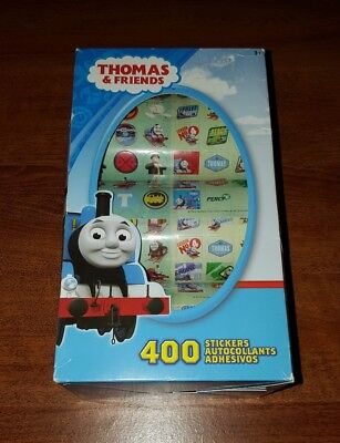 New Thomas And Friends Train 400 Stickers Pack , used for sale  Barnesville