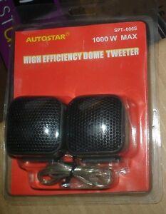 Coppia Super tweeter alta efficienza 1000 Watt max SOLO 8,00 euro la coppia - Italia - Coppia Super tweeter alta efficienza 1000 Watt max SOLO 8,00 euro la coppia - Italia