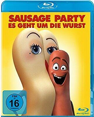 Sausage Party - Es geht um die Wurst Blu-ray NEU OVP