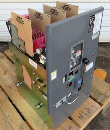 Square D DS-632 3200A Frame 3200A Sensors/RP Air Circuit Breaker DS632