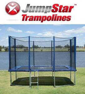 New 7FT X 10FT RECTANGULAR TRAMPOLINE + ENCLOUSER + LADDER Cannington Canning Area Preview