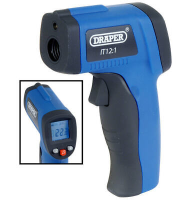 Draper Handheld Non Contact Infrared Thermometer Ideal 4 Body Temperature 15101