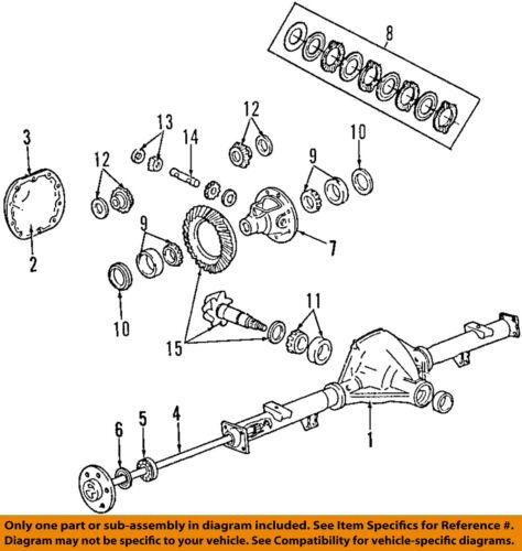 ford e 350 fuel injector diagram ford oem e 350 econoline club wagon rear differential pinion shaft  ford oem e 350 econoline club wagon