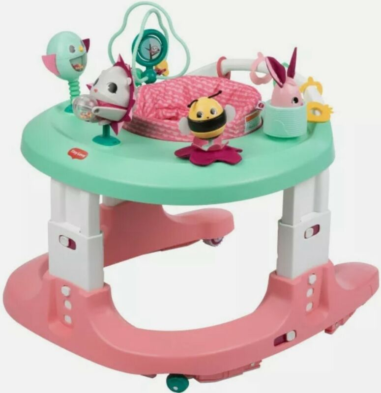 Tiny Love 4-in-1 Here I Grow Baby Walker and Mobile Activity Center, Tiny