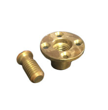 Swimming Pool Safety Cover Replacement Wood Deck Brass Anchor Pack Of 5 Bva 10 Ebay
