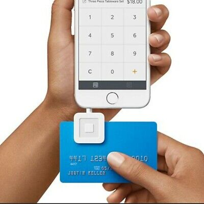 Square Reader - Credit Card Reader for Mobile Devices With FREE SHIPPING!