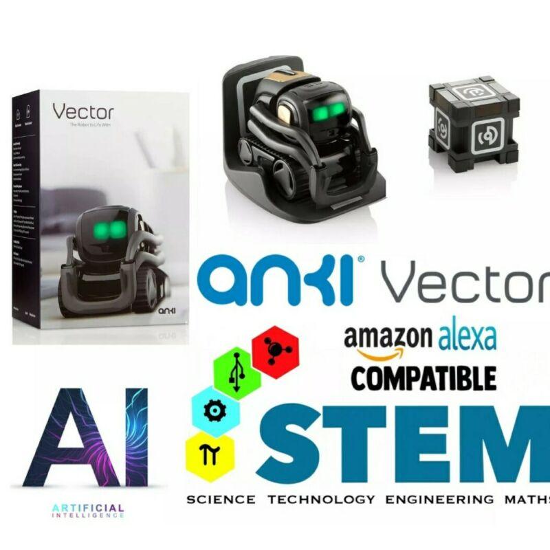 Vector Robot Home Companion - Alexa