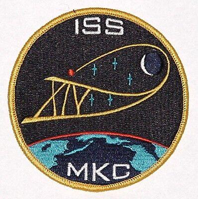 Aufnäher Patch Raumfahrt ISS Expedition 14  Sojus TMA-9 ............A3182