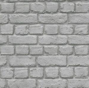 Rasch 226720 3d piedra pared ladrillos papel pintado con - Papel pintado efecto piedra ...