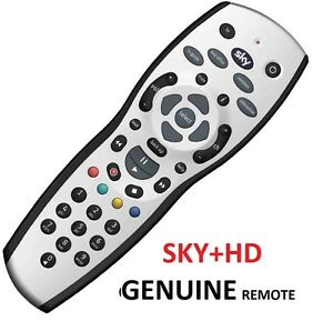 GENUINE SKY+ PLUS HD REV 9 TV REPLACEMENT Remote Control NEW