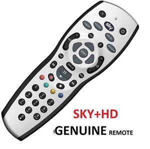 NEW SKY + PLUS HD BOX REMOTE CONTROL 2018 REV 9f REPLACEMENT