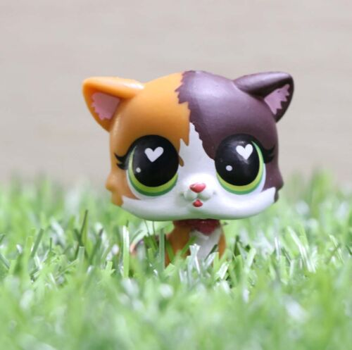 LPS Cat #339 Felina Meow Pet Shop Cat Doll Collection Figure