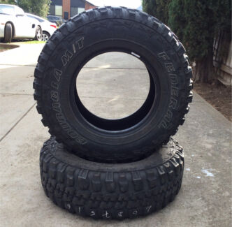 FEDERAL COURAGIA MT 265/75 r16