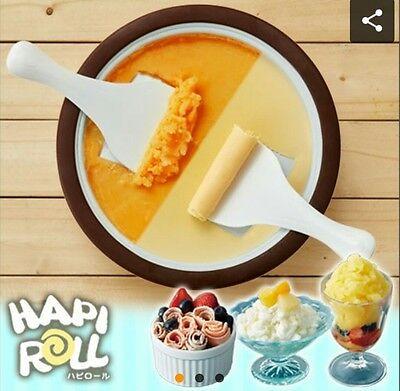 Мороженицы Doshisya Hapi Roll Ice Cream