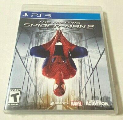 The Amazing Spider-Man 2 PS3 MINT FREE SHIPPING TESTED 100% WORKING