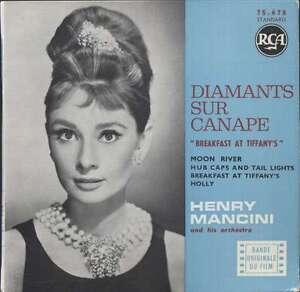 henry mancini sdt diamants sur canap 233 ep 45 rca 75678