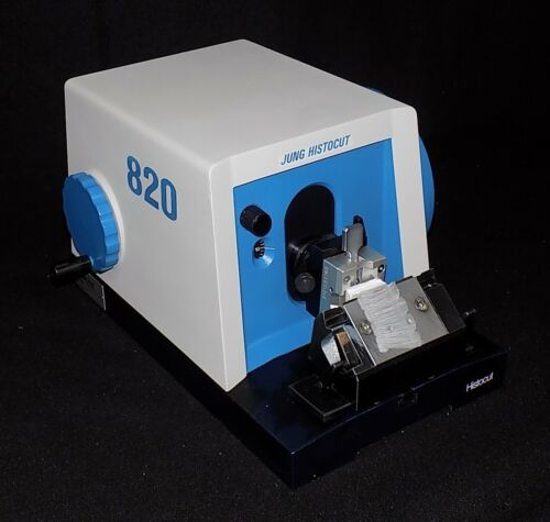 REICHERT MODEL 820 II  MICROTOME  - FULLY RECONDITIONED