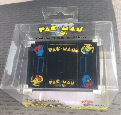 Worlds Smallest Tiny Arcade Mini Table Top Pac Man Video Game Limited Edition