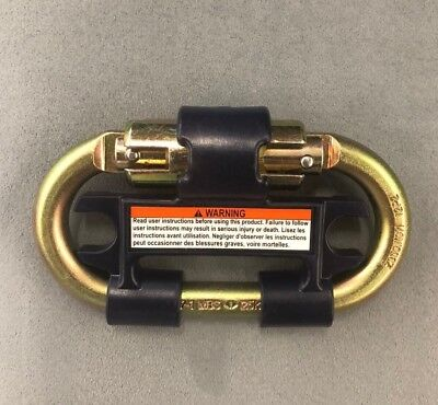 Dbi-sala 3100083 Older Version Of 3100107. Twin Leg Connector