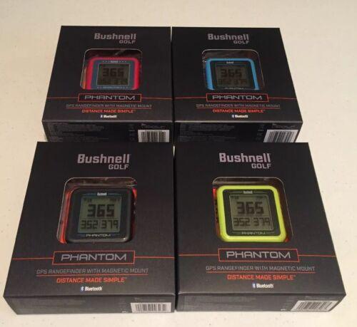Bushnell Phantom GPS Golf Rangefinder - NEW - Pick a Color -