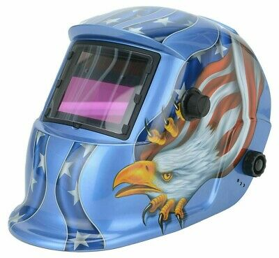 Pro Solar Auto Darkening Welding Helmet Arc Tig Mig Mask Grinding Welder