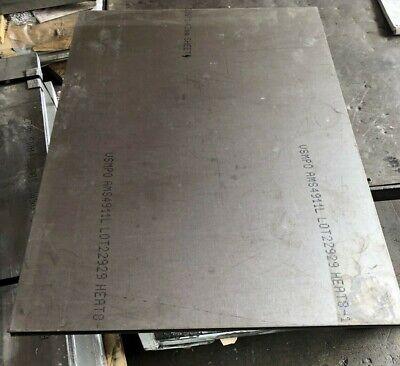 Titanium 6al4v Sheet 16 X 33.5 X .056