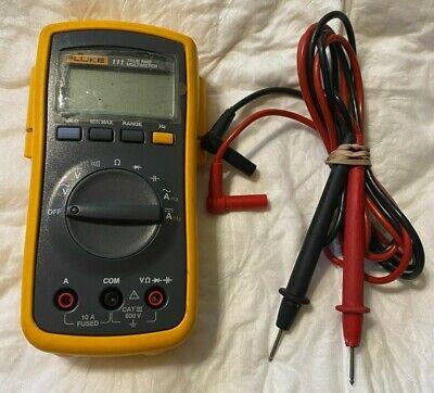 Fluke 111 Multimeter True Rms