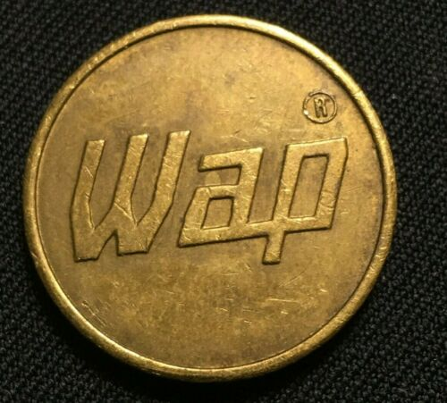 Germany Car Wash Token / WAP #2106