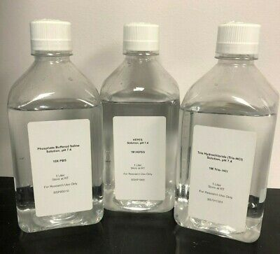 Phosphate Buffered Saline Solution 1x 10x Or 20x
