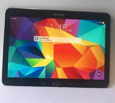 Samsung Galaxy Tab 4, 16GB Wi-Fi  + 4G, 10.1in,  (Verizon) Tablet (Samsung Galaxy Tab 4 16gb Tablet)