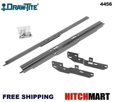 UNDER BED MOUNTING RAIL KIT FOR UNDER/ABOVE-BED GOOSENECK TRAILER HITCH   4456