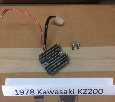 1978 Kawasaki kz200 Rectifier for sale  Shipping to Canada