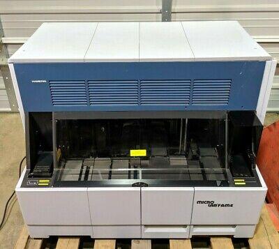 Hamilton Microlab Fame 14600001 F.a.m.e. Elisa Assay Microplate Blood Analyzer