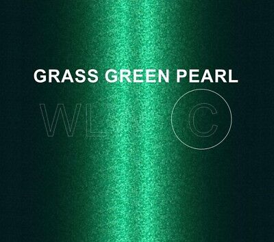 lassic Vintage Paint GRASS GREEN PEARL Gloss (Green Body Paint Spray)