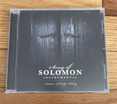 Song Of Soloman (Song Of Soloman Instrumental - CD - Andrew & Emily)