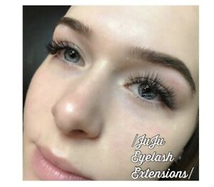 Eyelash extensions from $60