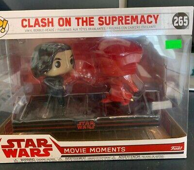 Funko POP Star Wars Clash on the Supremacy 265 Kylo Ren vs Praetorian Guard