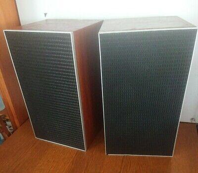 Vintage Leak Sandwich 2030 Hi-fi Separate Speakers Pair - 1970's